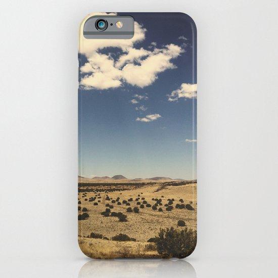 Arizona Desert Landscape Photo iPhone & iPod Case