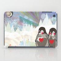 Baby Penguins iPad Case