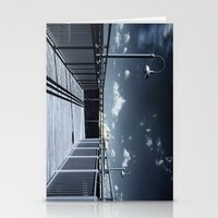 Walk Above the Water Stationery Cards