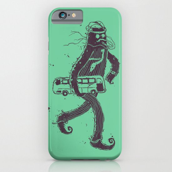 I Hate Taking The Bus To Work iPhone & iPod Case