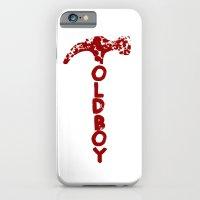 Oldboy-Hammer iPhone 6 Slim Case