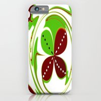iPhone & iPod Case featuring Pattern One  by R.A.Carter