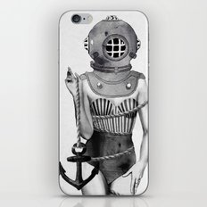 Sunken  iPhone & iPod Skin