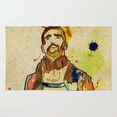 Portraits, Mario Rug
