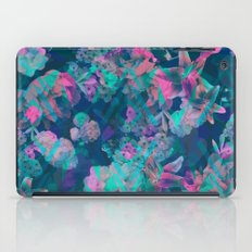 Geometric Floral iPad Case