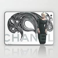 Chanel Ad Bomb By The Do… Laptop & iPad Skin