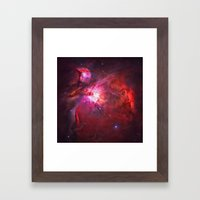 The Lifeforce Framed Art Print