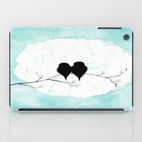 Lovebirds iPad Case