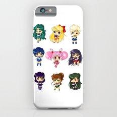 Sailor Scouts iPhone 6s Slim Case