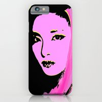 iPhone & iPod Case featuring Sandara Park (Dara - 2NE1) by Hileeery