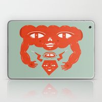 Cloud and Diamond II Laptop & iPad Skin