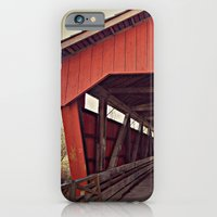iPhone & iPod Case featuring Covered  by DeLayne