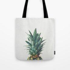 Pineapple Top Tote Bag