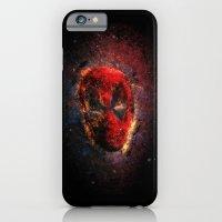 Dead Pool iPhone 6 Slim Case