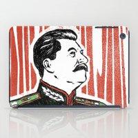 Stalin Sauce iPad Case