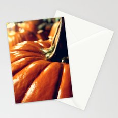 Shiny Pumpkins Stationery Cards