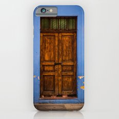 Azul iPhone 6 Slim Case