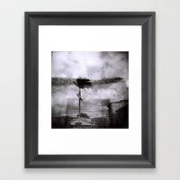 Bahian Palm Framed Art Print