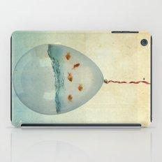 balloon fish iPad Case
