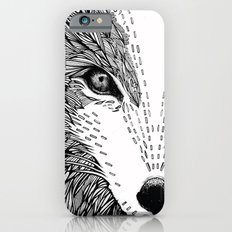 wolf like me iPhone 6s Slim Case