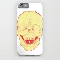 Geometric Skull iPhone 6 Slim Case
