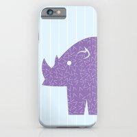 Fun at the Zoo: Rhino iPhone 6 Slim Case