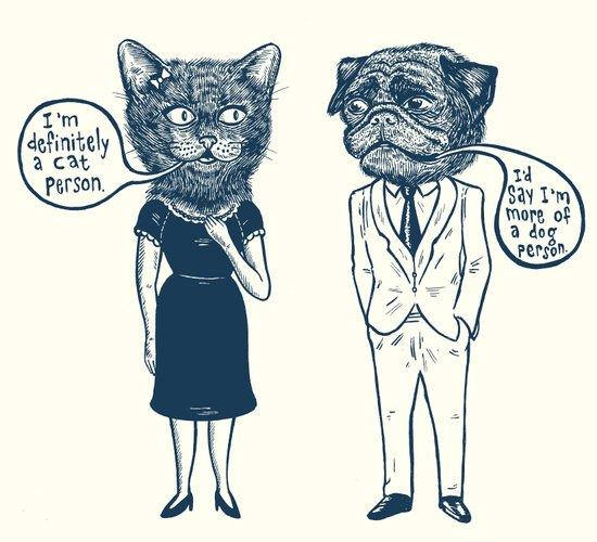 Types Of People Art Print