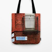 Exchange St. & Cork Hill Tote Bag