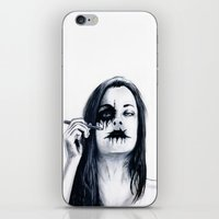 Arson iPhone & iPod Skin