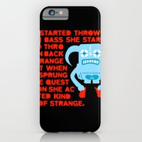 I started throwing bass iPhone 6 Slim Case