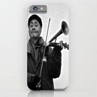 Busking in Belfast 1 iPhone 6 Slim Case