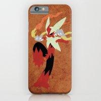 Megablaziken iPhone 6 Slim Case
