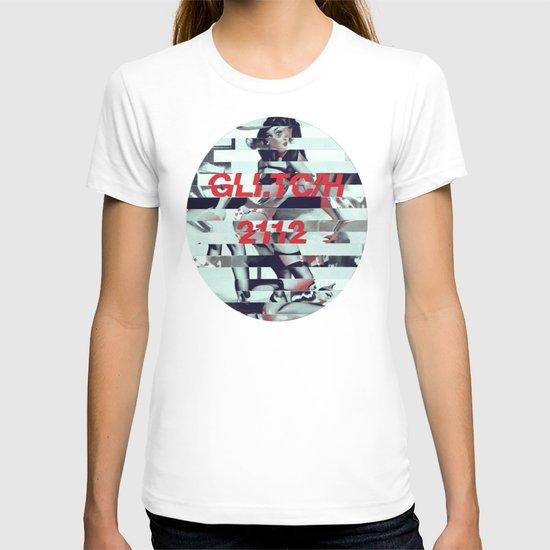 Glitch Decon 1 T-shirt