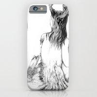 Sleeping Forest iPhone 6 Slim Case