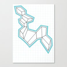 GeoMania. Canvas Print