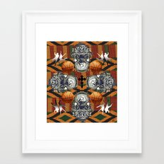 What do you see?.. Framed Art Print