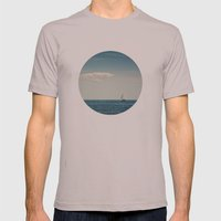 Sail Mens Fitted Tee Cinder SMALL