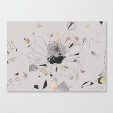 party flower Canvas Print