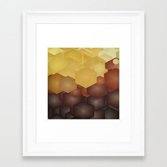 Honey II Framed Art Print