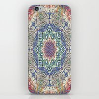Jungle Kaleidoscope iPhone & iPod Skin