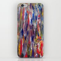 The Bathe iPhone & iPod Skin