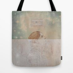 Because My Love For You (Would Break My Heart in Two) Tote Bag
