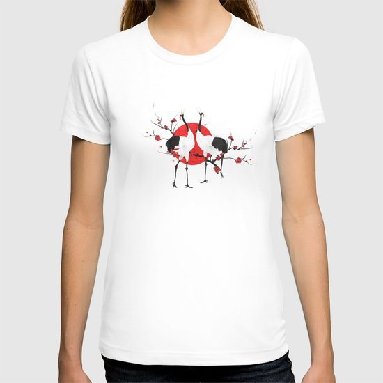 Love's Dance - Spring Version T-shirt