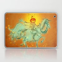Pumpkin King Laptop & iPad Skin