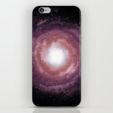 Spiral galaxy iPhone & iPod Skin