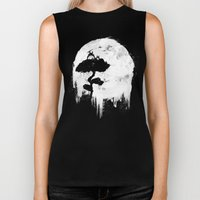Midnight Spirits Biker Tank