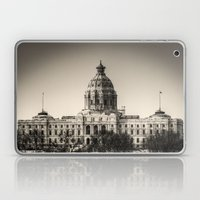 Minnesota Capitol Building Laptop & iPad Skin