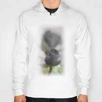 A Black Rose for your Sweetheart Hoody