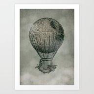 Dark Voyage Art Print