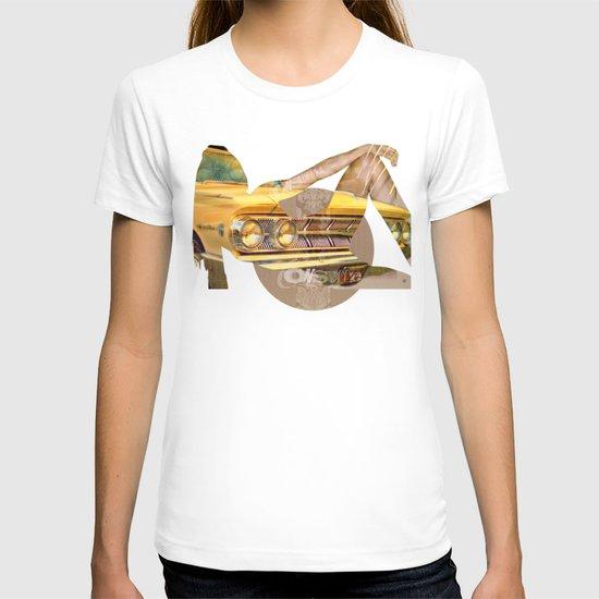My Egoistic Dreams - Yella T-shirt